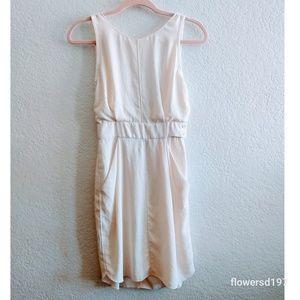 Wilfred Open Back Dress Size 0